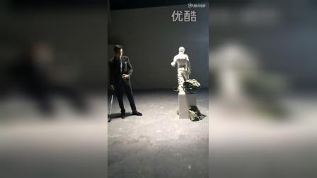 【陈伟霆】洋河一号拍摄花絮【弯了?弯了!】