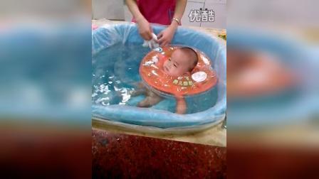 20150116_1820娃游泳