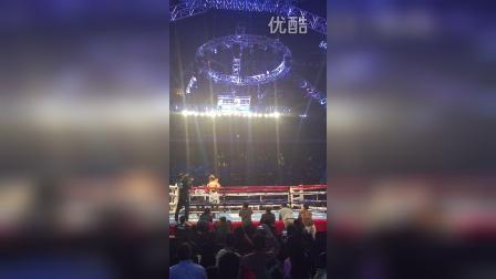 澳门威尼斯人酒店金光综艺馆拳击赛2015.3.7