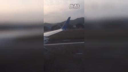 义乌机场最新款战斗机