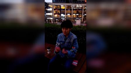 在重庆玩bbox,希望高考加油。