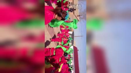 内蒙古赤峰市敖汉旗长胜镇齐家窝铺八队秧歌队