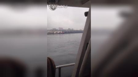 Chinese shipbuilding delegation in Vladivostok
