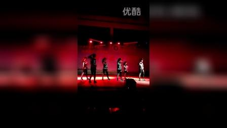 荣县艺菲舞蹈-双古中学表演
