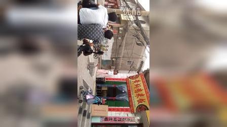 豫灵黄焖鸡米饭店开业,感谢金龙艺术团的大力支持3