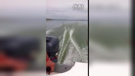 雅马哈二冲程船外机15P-红湖小样