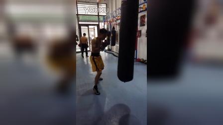 沈阳迪纳摩拳击俱乐部训练视频