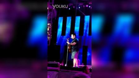 2015宋冬野胖子在宁波夏装音乐节