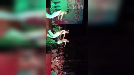 阳江广场爵士舞健身操