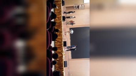 成都市技师学院街舞社表演12.18