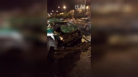 吴江大盛泽半夜车祸
