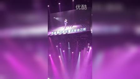 王杰8.8北京演唱會最後一曲 曲終人不散