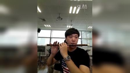 【弄清泉】演奏笛子曲《茉莉花》