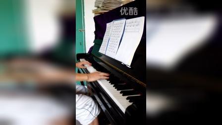 夜的钢琴曲五教学视频(高清录制1)