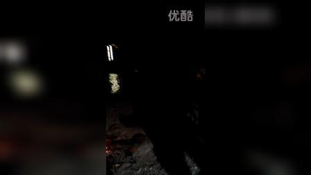 2015年8月15在珠海鸡山海边烧烤:小三