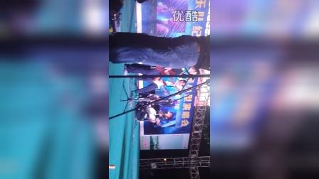 辽阳纪念beyond小型演唱会部分(十字街头乐队)