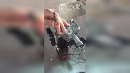 LAVOR洗车机微动开关及溢流阀拆装视频 video 001