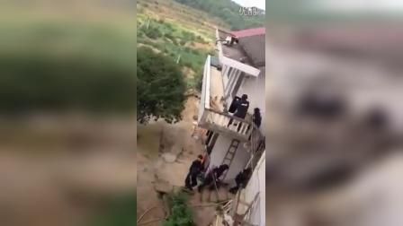 湖南特警 击毙歹徒视频