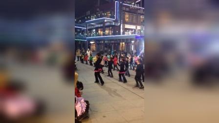 郧西七夕艺校舞蹈