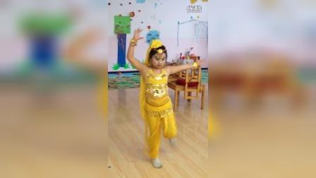 心如舞蹈印度舞