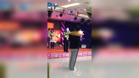 2015庄河户外年会壁虎兄弟干杯
