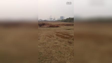上海戴世智能UAVTRONIC飞控四轴植保机自主航线测试