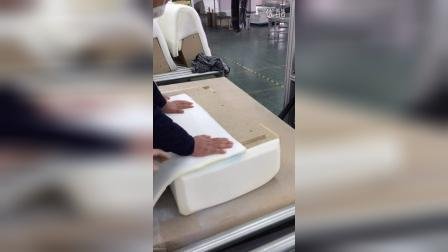 上海怿木 环保双组份水性海绵喷胶-德国进口原材料 Quickbond快而棒系列 培训视频