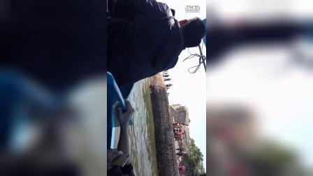 惠州海边玩快艇~