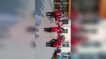 西旧城集体广场舞 ,激情广场。