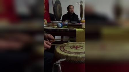 宁乡县枫木桥乡新风村关师公拋牌