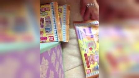 偶像活动绝版第二弹食玩「10」包卡片(アイカツ)