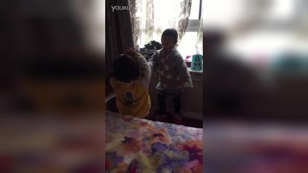 姐姐教跳舞