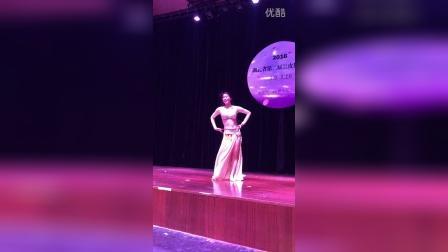 2016年湖北省肚皮舞大赛《Mejance》#我身边的舞神#