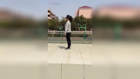 昆小健身舞