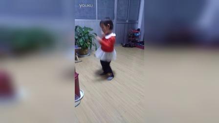 小毛即兴跳舞2