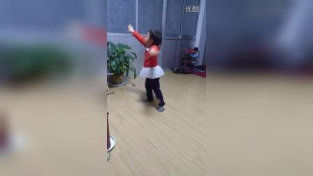 小毛即兴跳舞3