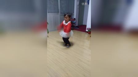 小毛即兴跳舞1