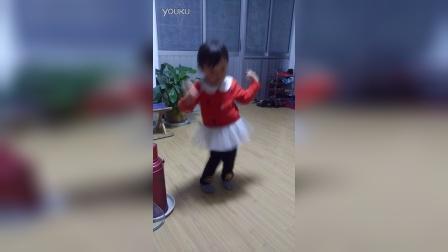 小毛即兴跳舞5