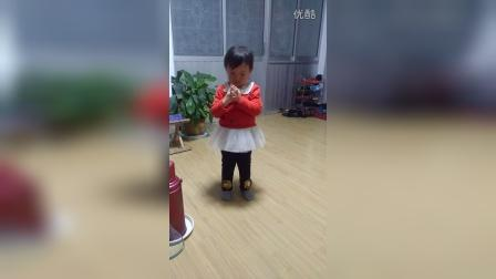 小毛即兴跳舞6