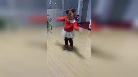 小毛即兴跳舞7