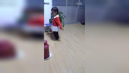小毛即兴跳舞8