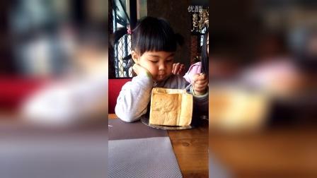 20160409小蜜糖系列之面包冰淇淋的诱惑