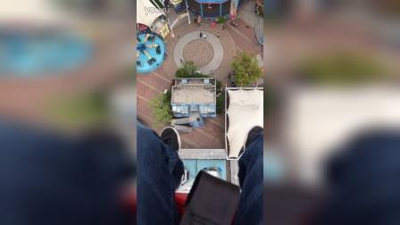 上海欢乐谷跳楼机