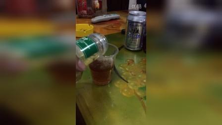 挑战最难喝饮料
