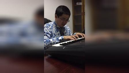 上海滩-钢琴版