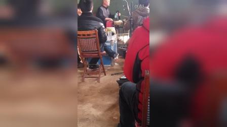 豫剧乐队 聊城豫剧院《皇宫疑案》09 鼓师:陈存美老师