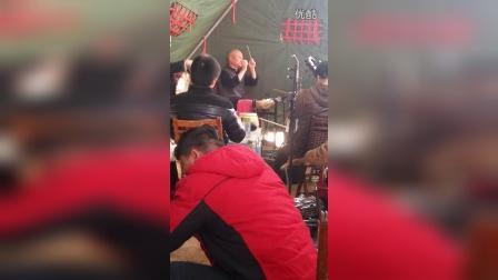 豫剧乐队 聊城豫剧院《皇宫疑案》07 鼓师:陈存美老师