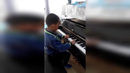 钢琴独奏   送别