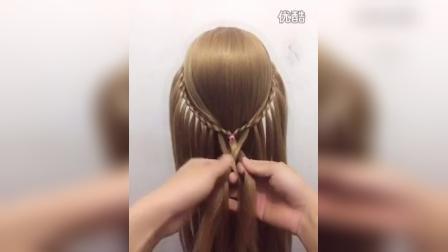 创意巨蟹座发型 十二星座