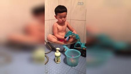 2015-5-27阳阳洗澡视频b